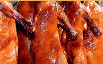 北京烤鸭巨献 买一送一!